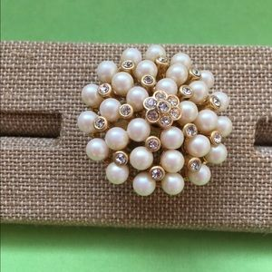 Stella & Dot Jewelry - Stella & Dot pearl ring. OFFERS WELCOME