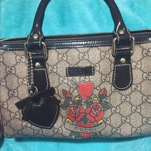 Authentic Boston Gucci Bag