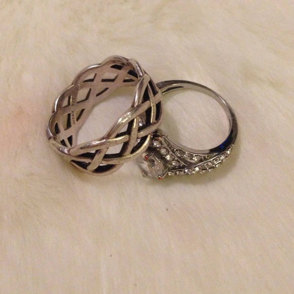 james avery mens intertwined wedding ring - James Avery Wedding Rings