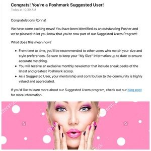 Other - 🎀SUGGESTED USER🎀Shop With Confidence!🎀
