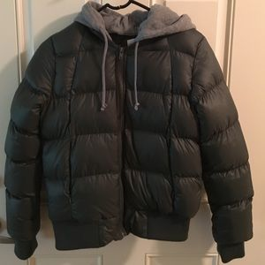 Urban Outfitters Puffer/Bomber Jacket