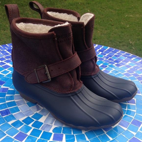 Topsider Rip Water Duck Boots | Poshmark
