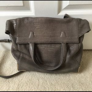 Authentic Alexander Wang Snakeskin Leather Bag