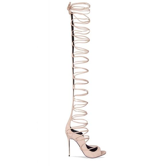 f3711722521 ... Thigh High Lace Up Heels. M 58103d4cbf6df5783310c77e