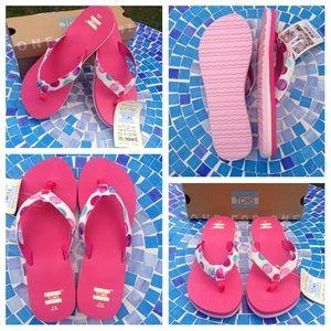 2d3e49158e7 TOMS  Verano  polka-dot flip flop sandals