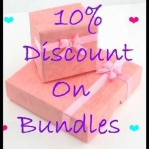 10% OFF 3 ITEMS OR MORE!!!!
