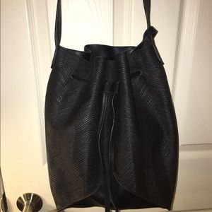 Danielle Nicole cross body  bucket bag