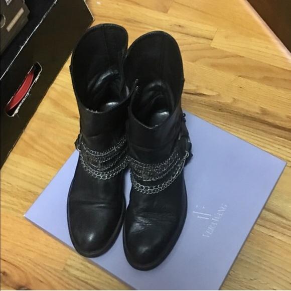 Vera Wang Shoes - Vera Wang chain boots