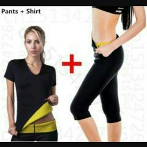 Other - T-shirt + Pants 2016 Hot New shaper women Neoprene