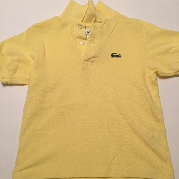 d5d56a16d Lacoste Other - Lacoste - toddler boy polo