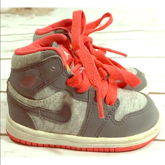 Nike Jordan High Retro Baby Sneakers 4c