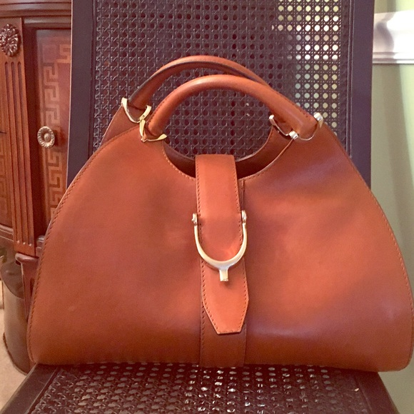 ed2725dac979 Gucci Bags | Stirrup Top Handle Bag | Poshmark