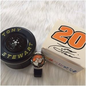 Game Time  Other - Tony Stewart Nascar Drivers Watch in Tire Tin