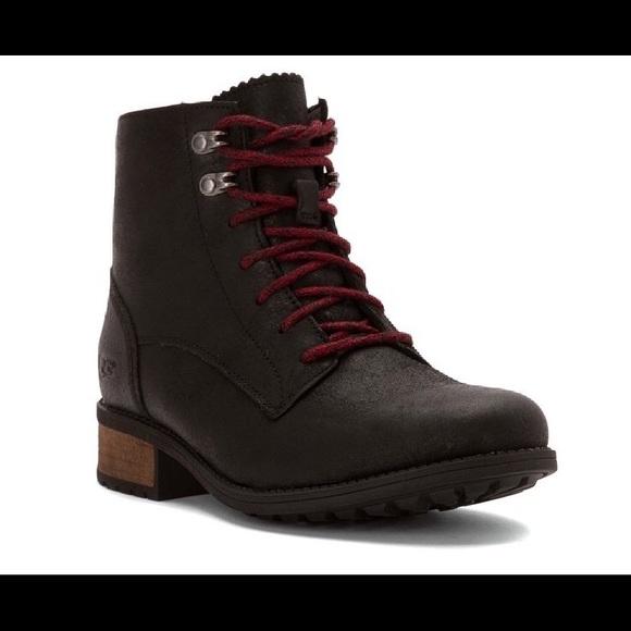 71 ugg shoes ugg denhali shearling lined s combat