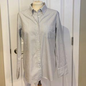 Women's JCREW Striped Blouse