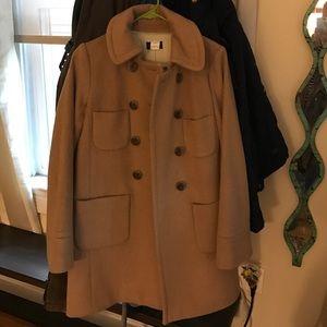 J crew winter coat