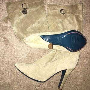 Patrizia Pepe Shoes - Patrizia Pepe suede boots
