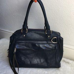 Rebecca Minkoff Handbags - Rebecca Minkoff Blue Leather Bag