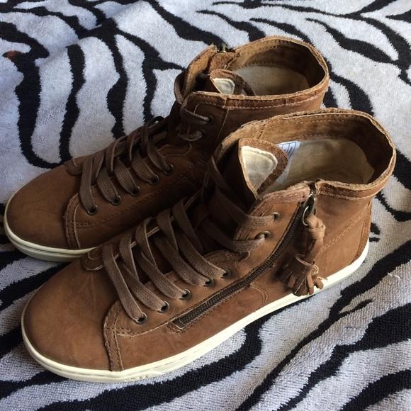 UGG Shoes   Ugg Blaney High Tops   Poshmark