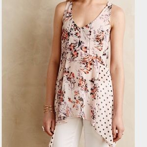Anthropologie by Vanessa Virginia blouse!