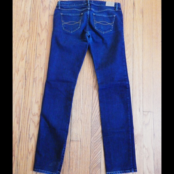 Abercrombie & Fitch Jeans - Abercrombie & Fitch Straight Leg Jeans Sz 4