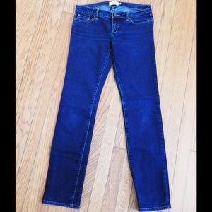 Abercrombie & Fitch Straight Leg Jeans Sz 4
