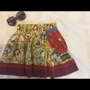 matilda jane Other - 🌺Matilda Jane excellent used 4 t skirt ❤️👧🏻🌺