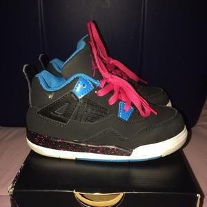 Other - Toddler girl Jordan 4