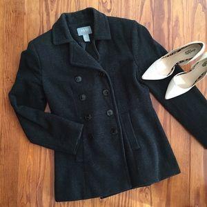 Bass Wool Pea Coat