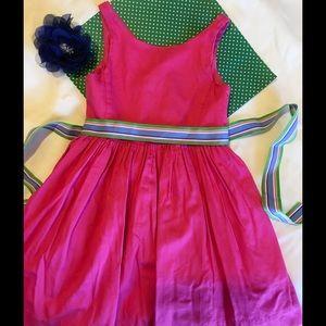 🌺Polo Ralph Lauren beautiful 5t dress EUC🐎🌺
