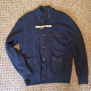 Jack and Jones Other - JACK & JONES Toggle Sweater Jacket