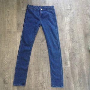 MakeMeChic Denim - Size S Stretch Skinny Jeans