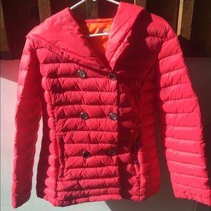 Michael Kors bubble coat