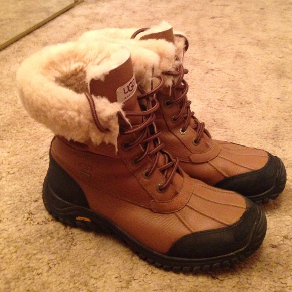 5af8bdfc6ff Ugg Adirondack II waterproof boot with box