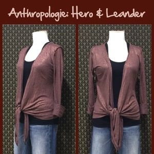 "Anthro ""Opalescent Cardigan"" by Hero & Leander"