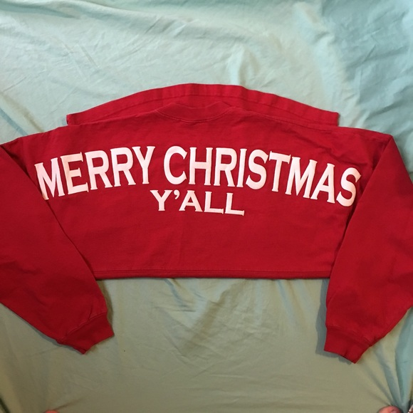 merry christmas yall spirit jersey