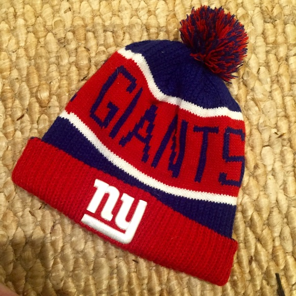 d1062220a forty seven brand NFL Accessories - NY Giants Winter Hat!! Authentic NFL