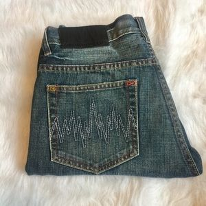 The Hundreds Other - The Hundreds Distressed Button Fly Jeans
