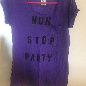VS pink, t-shirt size XS