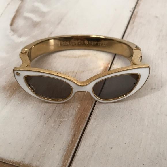 0738e32a4da kate spade Jewelry - Kate spade sunglasses bangle