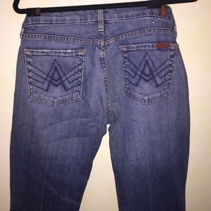 """7 for all mankind """"A pocket"""""""