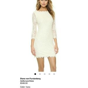 Diane von Furstenberg Dresses & Skirts - DVF Zarita Lace Dress