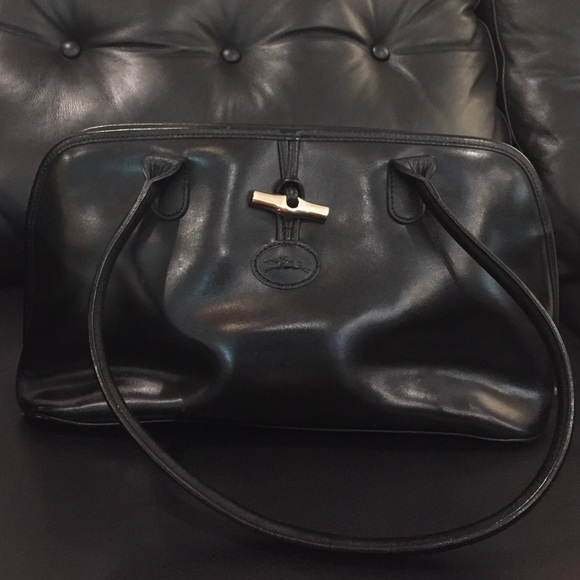 62be2b27c4 Longchamp Handbags - Longchamp leather handbag