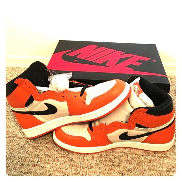best sneakers 5543e fa001 Air Jordan 1 shattered backboard 2.0 NWT