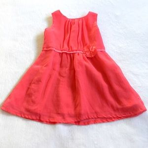 Carter's Other - 💥Carters Coral Party Dress Girl