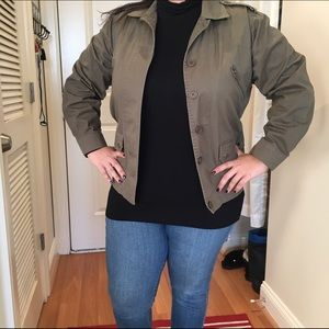 Kut from the Kloth Jackets & Blazers - Kut from the Kloth Military Style Jacket