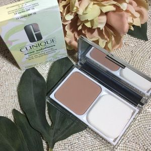 Clinique powder makeup