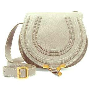 Chloe Handbags - Chloe // Marcie medium leather crossbody bag