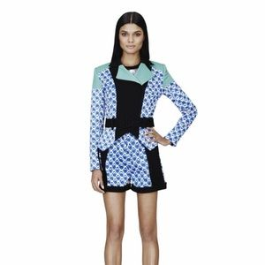 Peter Pilotto for Target Pants - Peter Pilotto for Target Netting Print Shorts
