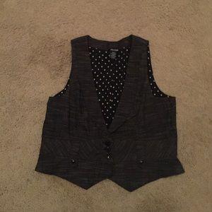 Maurices Jackets & Blazers - Ladies vest